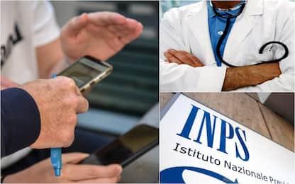 Obbligo di Green Pass al lavoro: +22,6% certificati di malattia