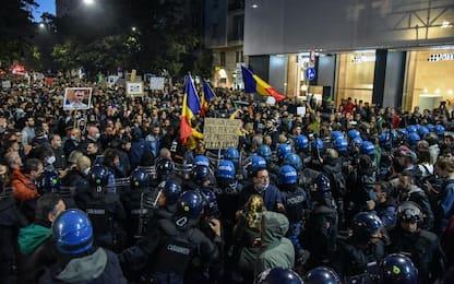 Green pass, corteo a Milano: un arresto e 83 denunce