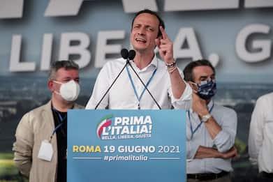 """Scontri Trieste, Fedriga: """"Inaccettabile bloccare attività economiche"""""""