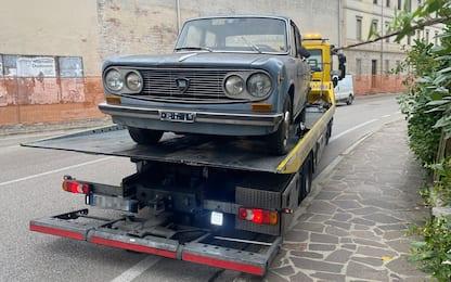 Treviso, la Lancia Fulvia di Conegliano sarà restaurata