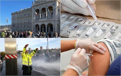 Covid, crescono i contagi a Trieste. Ecco cosa sta succedendo