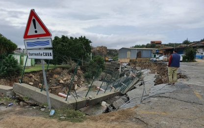 Maltempo, nessuna tregua sulla Sicilia: allerta a Catania