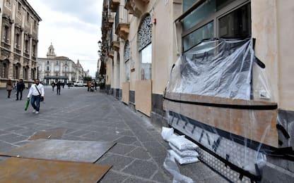 """Pericolo """"Medicane"""" su Sicilia e Calabria: le previsioni per venerdì"""