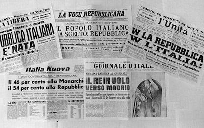 Festa della Repubblica italiana: origini e storia del 2 giugno. FOTO