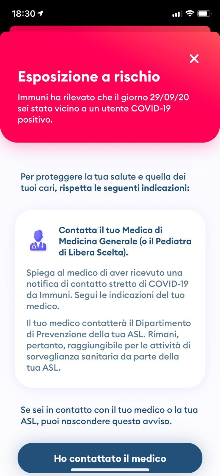 L App Immuni Funziona Ecco Cosa Mi E Successo Dopo Aver Ricevuto Una Notifica