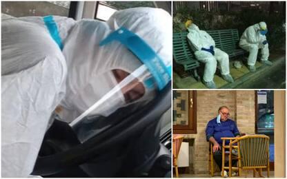 Coronavirus, le nuove foto simbolo dell'emergenza