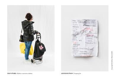 Coronavirus, gli oggetti del lockdown nelle foto di Stefano Marzoli