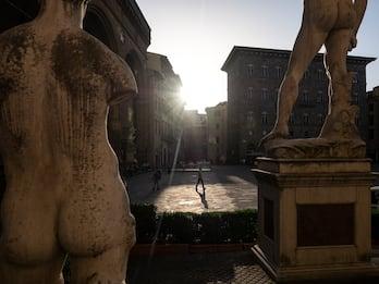 Firenze città turistica, prima e con il Covid. Foto di David Pozzati