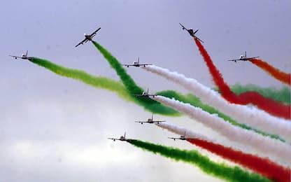 Frecce Tricolori, 60 anni fa nasceva la Pattuglia Acrobatica Nazionale