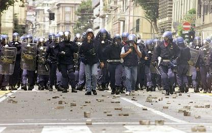 G8 di Genova, la contro-manifestazione a Catanzaro con Mario Placanica