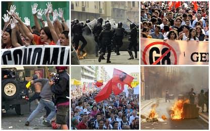 G8 di Genova, da Carlo Giuliani alla Diaz: cosa accadde 20 anni fa