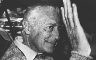 20030124- ROMA - ECO - MORTO GIANNI AGNELLI .  E' morto il presidente d'onore della Fiat e senatore a vita Giovanni Agnelli.     ANSA - ARCHIVIO -  CD