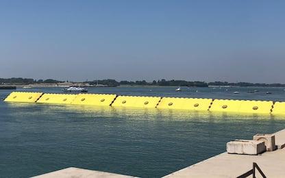 Mose, come funziona l'opera che deve proteggere Venezia da acqua alta