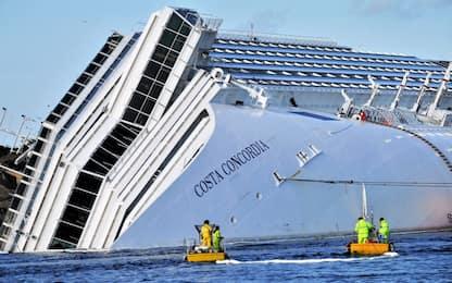 Nove anni fa il naufragio della nave Concordia