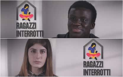 """""""Ragazzi interrotti"""", su Sky TG24 le PUNTATE della seconda serie"""