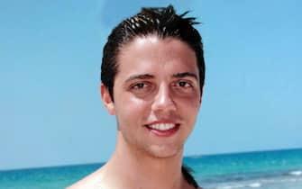 Stefano Raimondi in una foto d'archivio. Il ragazzo di Ospedaletto Lodigiano, 21 anni, è morto nella notte sull'isola greca di Mykonos in seguito ad una colluttazione. Lo confermano fonti della Farnesina. ANSA/BOLZONI