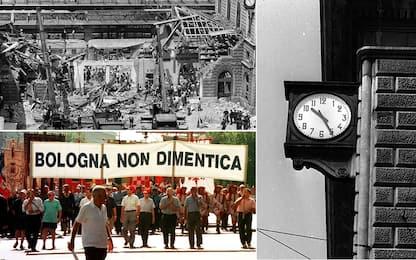 Strage di Bologna, cosa è successo il 2 agosto 1980. FOTO