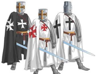 """Templari, ma non solo: chi erano le """"armate di Dio"""" nel Medioevo"""