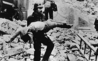 Terremoto Irpinia anniversario