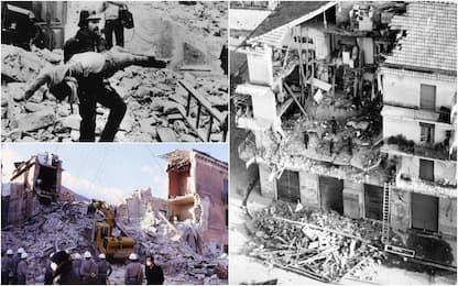 Terremoto Irpinia, 40 anni fa la tragedia che causò oltre 2.500 morti