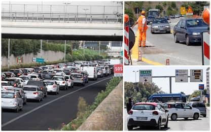 Traffico e vacanze estate 2021, i cantieri sulle autostrade. LA MAPPA