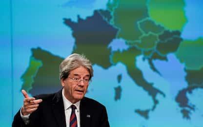 Ue: Pil italiano crescerà di più nel 2021, ma meno di Spagna e Francia