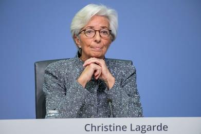 """Lagarde: """"Il Patto di stabilità va modernizzato mentre è sospeso"""""""