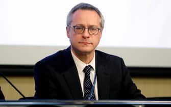 Carlo Bonomi in una recente immagine d'archviovio. ANSA/Mourad Balti Touati