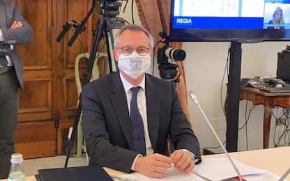 """Crisi di governo, Bonomi: """"Serve stabilità, confermare Gualtieri"""""""