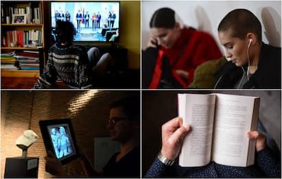 Tv, libri, musica: come sono cambiate le abitudini durante la pandemia