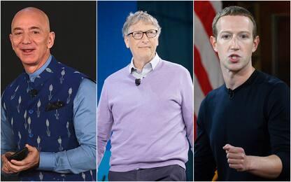 Ecco la classifica delle persone più ricche del mondo. FOTO
