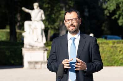 """Recovery Fund, Patuanelli a Sky TG24: """"No fondi per Alitalia e Ilva"""""""