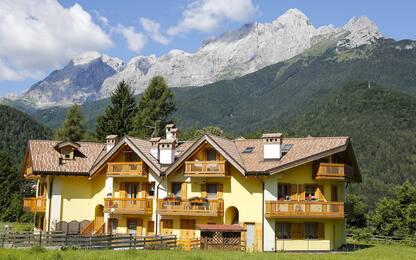 Vacanze, la rivincita delle case in montagna: richieste in crescita