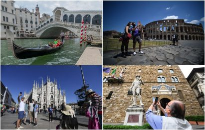 Turismo, città d'arte vuote: da Venezia a Torino, chi è più in crisi