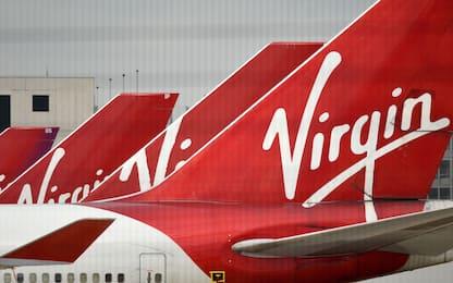 Coronavirus, Usa: Virgin Atlantic chiede amministrazione straordinaria