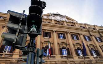 Il ministero dell'Economia e delle Finanze a via XX settembre in un'immagine d'archivio, Roma, 27 settembre 2018. ANSA/RICCARDO ANTIMIANI
