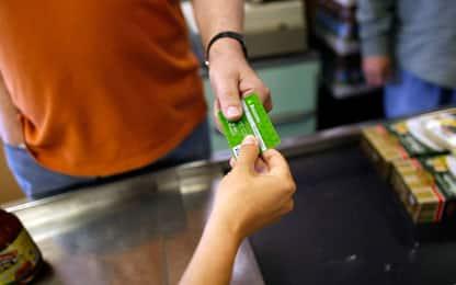 Bonus cashback, ecco il rimborso per acquisti con carta o bancomat