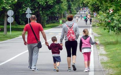Bonus figli, assegno unico fino a 21 anni: a chi spetta