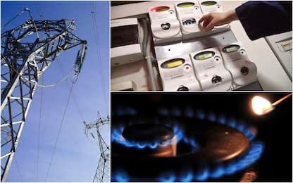 Bollette, da aprile rincari per luce +3,8% e gas 3.9%