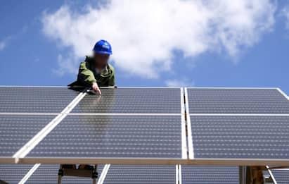 Superbonus 110, fotovoltaico: tetto massimo raddoppiato a 96mila euro