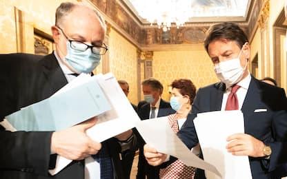 """Manovra, Conte: """"No ad aumento tasse. Fondi per sanità e nuove Cig"""""""