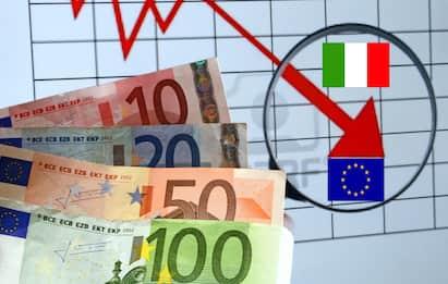"""Covid, Fmi: """"In Europa il Pil calerà del 7% nel 2020"""""""