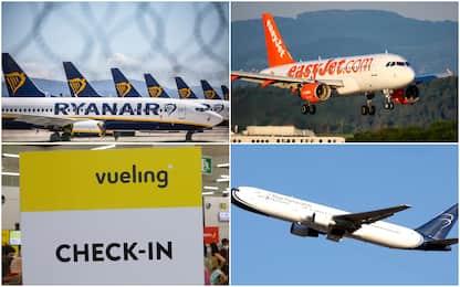 Covid, voli cancellati: le compagnie aeree rimborseranno i biglietti