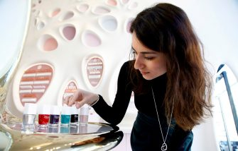 Foto LaPresse - Mourad Balti Touati 19/02/2019 Milano (Ita) - Corso Buenos Aires 16 Beauty Wakeup Cosmestics Nella foto: lo store Wakeup