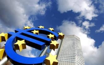 L'edificio della Bce a Francoforte