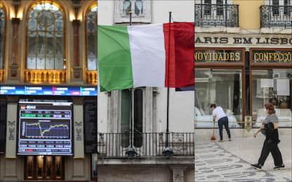 Commissione Ue: maglia nera alla Spagna per calo del Pil, poi l'Italia