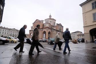 VOGHERA, CITTA' CON PIU' PENSIONATI D' ITALIA (VOGHERA - 2013-10-07, MAURIZIO MAULE) p.s. la foto e' utilizzabile nel rispetto del contesto in cui e' stata scattata, e senza intento diffamatorio del decoro delle persone rappresentate