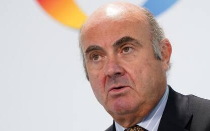 De Guindos (Bce) a Sky TG24: no basi giuridiche per cancellare debito