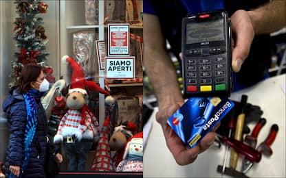 Cashback, per Natale il governo lavora a un extra fino a 150 euro