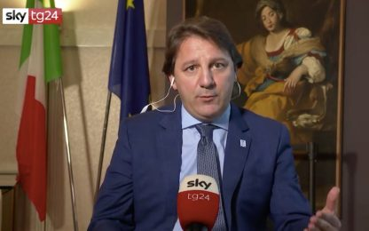 """Covid, Tridico a Sky Tg24: """"Debito Inps è dello Stato, ma non allarma"""""""